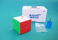 Produkt: Kostka 2x2x2 MoYu WeiPo WR Magnetic 6 COLORS