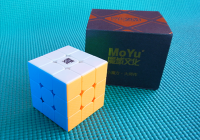 Produkt: Kostka 3x3x3 MoYu Weilong GTS2 Magnetic 6 COLORS