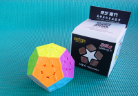 Produkt: QiYi Megaminx QiHeng Sculpture 12 COLORS