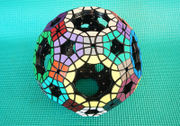 Produkt: VeryPuzzle Void Truncated Icosidodecahedron