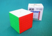 Produkt: Kostka 7x7x7 YuXin Little Magic 6 COLORS