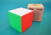 Produkt: Kostka 9x9x9 YuXin Little Magic 6 COLORS