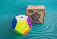 Produkt: Megaminx YuXin Little Magic V2 - 12 COLORS