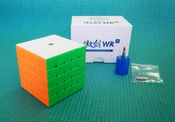 Produkt: Kostka 5x5x5 MoYu AoChuang WR Magnetic 6 COLORS
