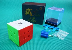 Produkt: Kostka 3x3x3 MoYu Weilong GTS 3 Magnetic 6 COLORS