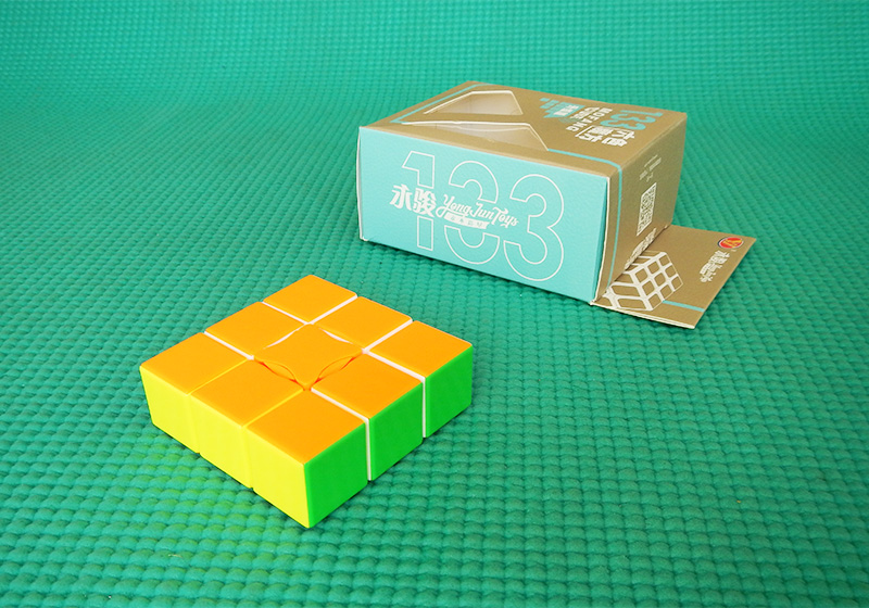 Produkt: Kostka 1x3x3 YJ Floppy 6 COLORS